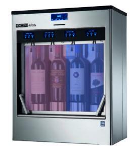 Enomatic Wine Dispenser Elite 4 Dual Temp