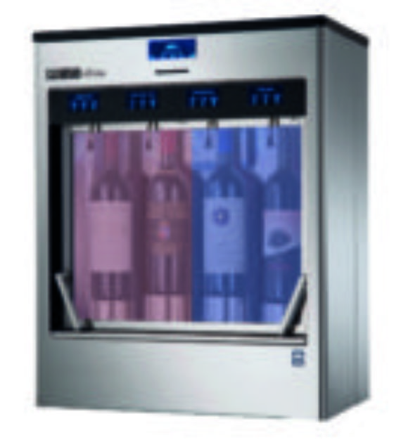 Enomatic Wine Dispenser Elite 4 Dual Temp