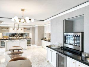 Enomatic Wine Dispenser in Ritz Carlton Southbeach