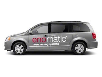 Enomatic Wine Dispenser Minivan
