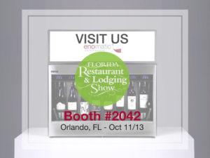 Enomatic Florida Restaurant Show 2017