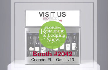 Enomatic Florida Restaurant Show 2017
