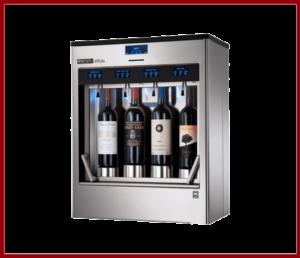 Enomatic Wine Dispenser ELITE 4 Assistance