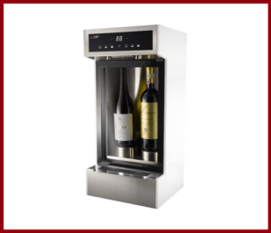 Enomatic Eno ONE Wine Dispenser Assistance